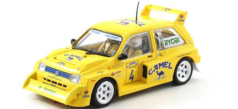 SC-6154 - SC-6154 R - MG métro 6 R4 Camel 1991