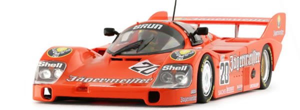 Slot it: la Porsche 956 KH #20 – Hockenheim 1000 Km 1985 (CA09h)