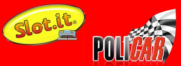 Slot.it & Policar: Stand commun à Nuremberg 2017