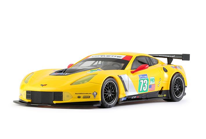NSR Slot: la Corvette C7R – 24h du Mans 2014 #73 - 0025AW