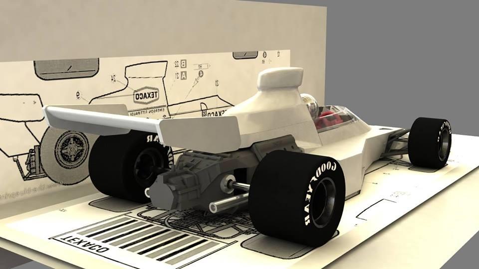 NonnoSlot: La réplique de la McLaren M23