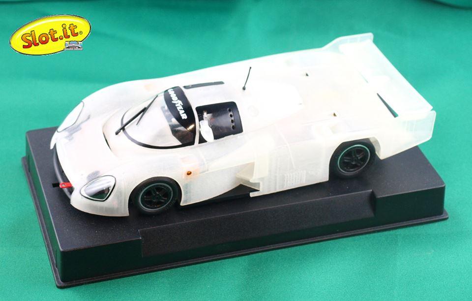 Slot it dévoile le Toyota 86C pour le slot racing