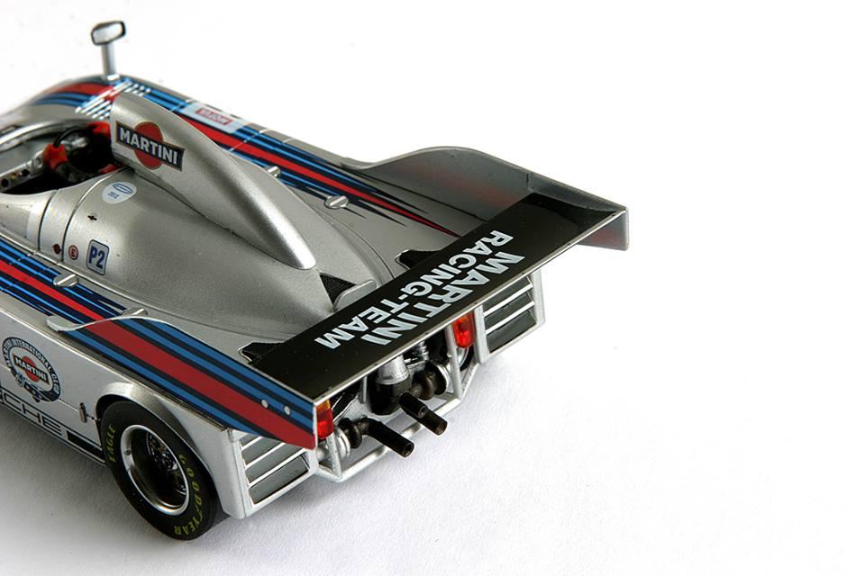 Falcon Slot Cars: les premières photos de la Porsche 908/3 Turbo Martini