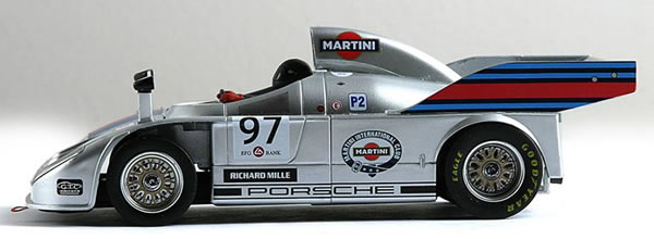 Falcon Slot Cars: les premières photos de la Porsche 908/3 Turbo Martini