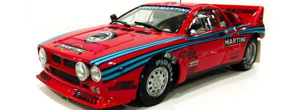 Flyslot: la Lancia 037 Rally Test Car