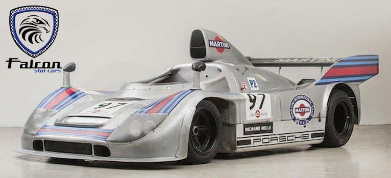 Falcon Slot Cars: Une Porsche 908/3 Turbo pour premier modèle