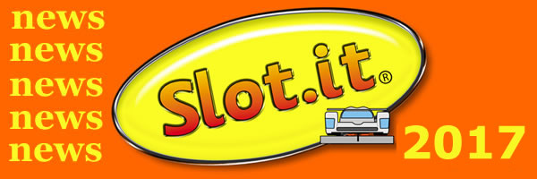 Slot.it: Des kits carrosserie et un nouveau moteur pour voitures de slot