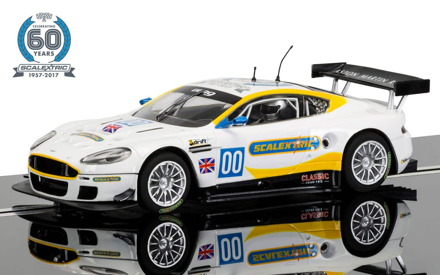 Scalextric: Aston Martin DBR9 Limited Edition 60th Anniversary Collection