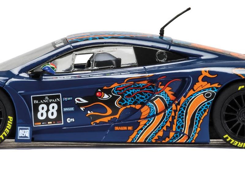 Scalextric: La McLaren 12C GT3, Von Ryan Racing - C3850