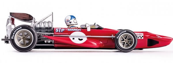 Policar: La March 70 F1 GP SPA Francorchamps 1970 - Car04a