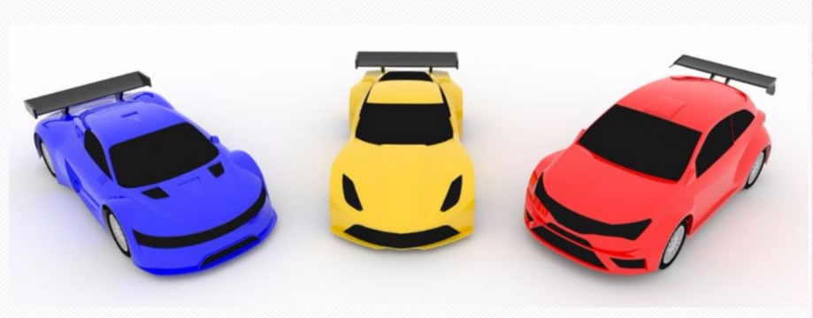 Nouvelle gamme de voiture de slot Ninco 2017