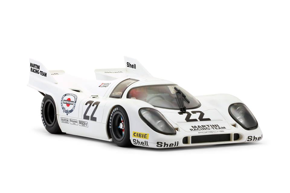 BRM - Porsche 917K #22 Le Mans 1971 version essais