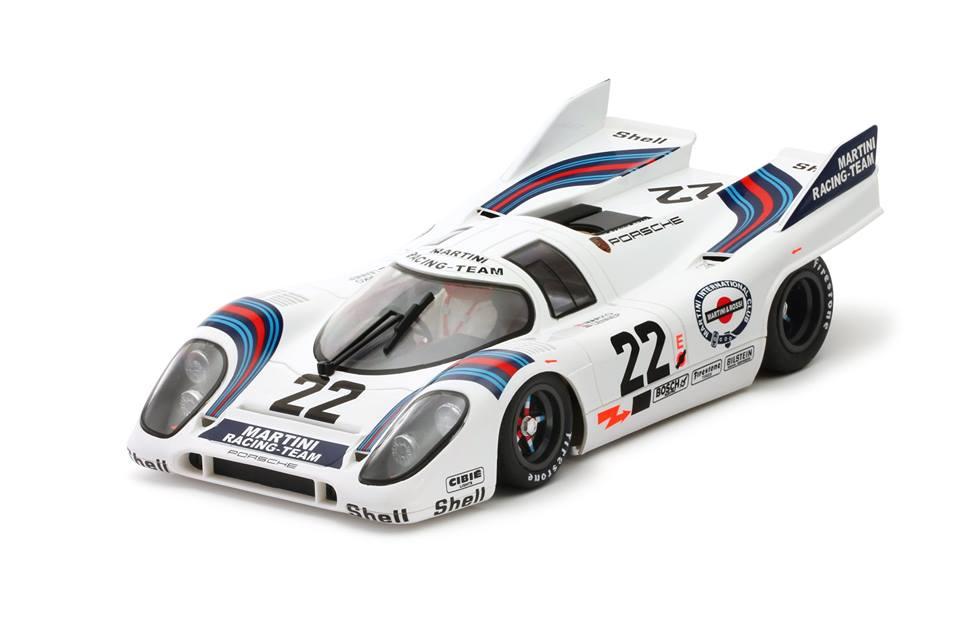 BRM - Porsche 917K #22 Le Mans 1971 version début de course