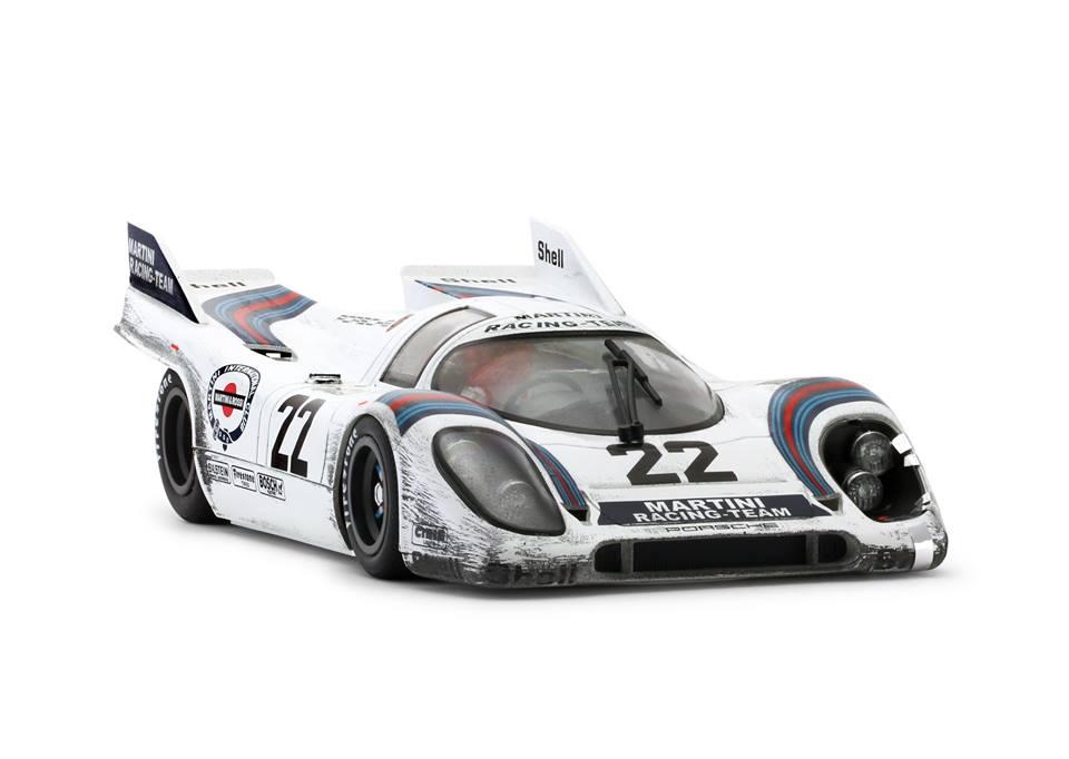 BRM - Porsche 917K #22 Le Mans 1971 version fin de course