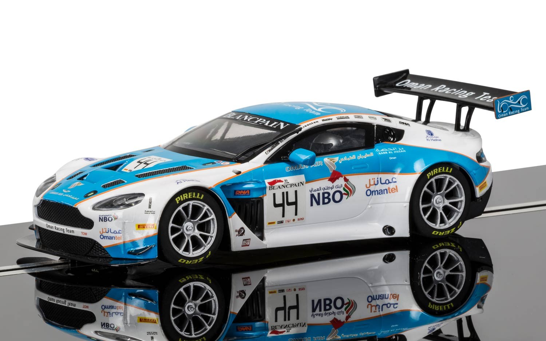 L' Aston Martin Vantage GT3, Oman Racing C3843