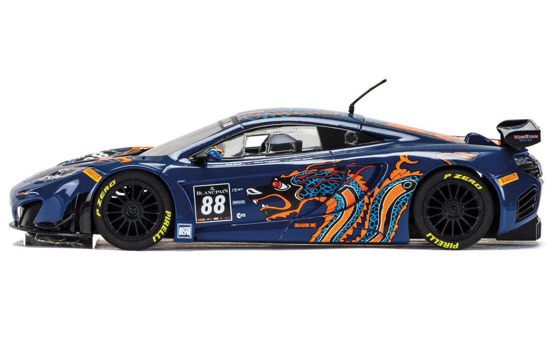 McLaren 12C GT3, Von Ryan Racing C3850