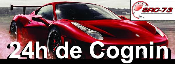 SRC73: Les 24h de Cognin 2017 en GT3 Italia Black Arrow