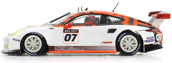 Scaleauto: Porsche 991 Gt3 RSR WES 1/32 2017-SC6166