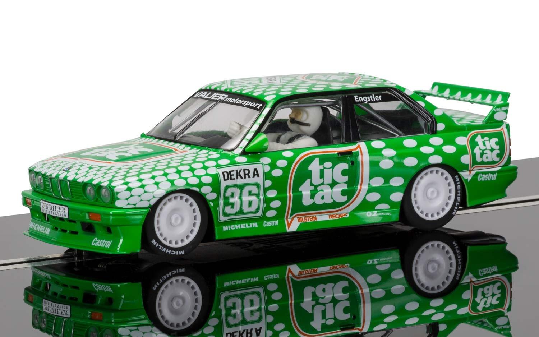 BMW M3 E30, Sport Evolution équipe Tic-Tac – référence C3865