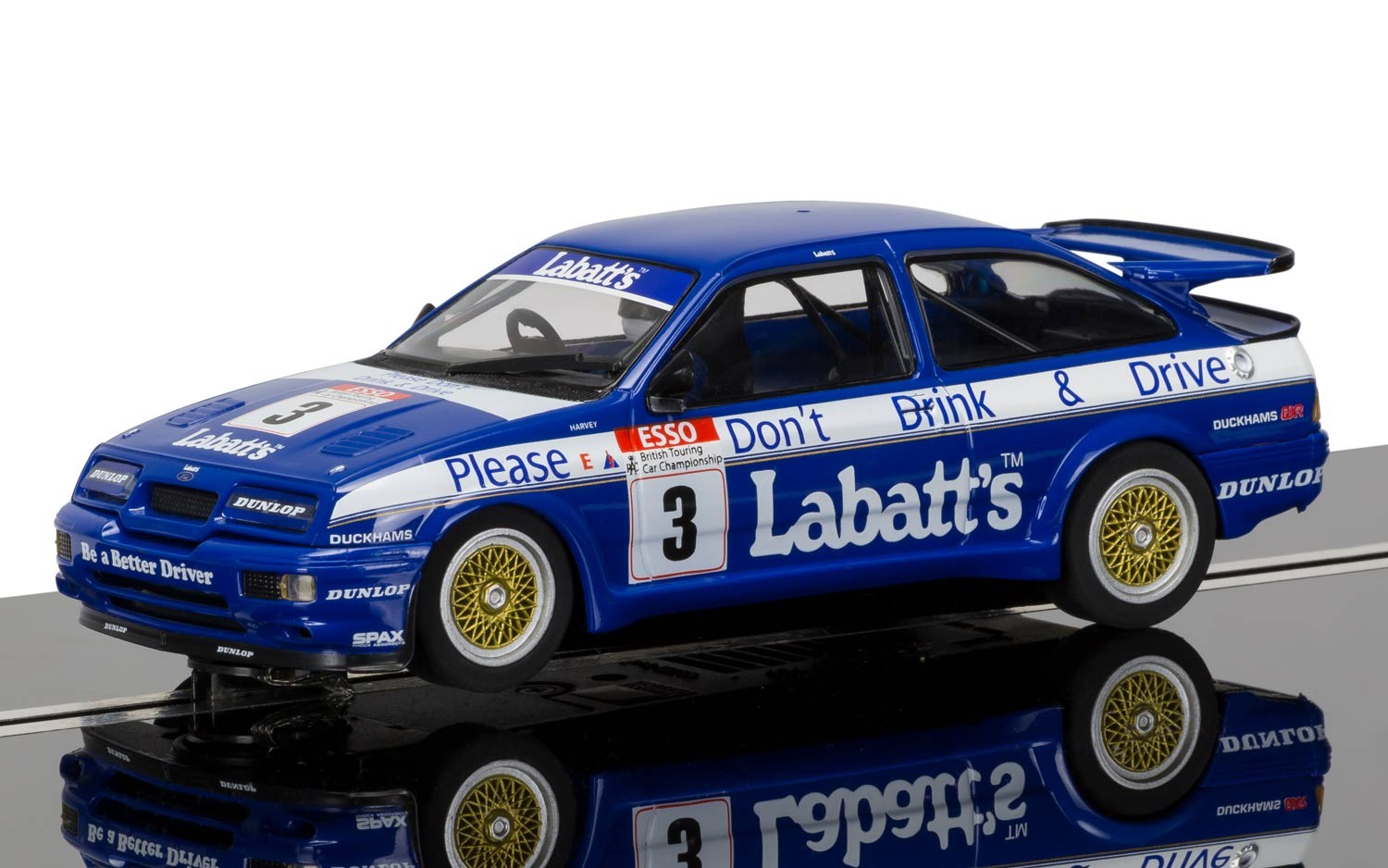 Ford Sierra RS500, Tim Harvey – référence C3867