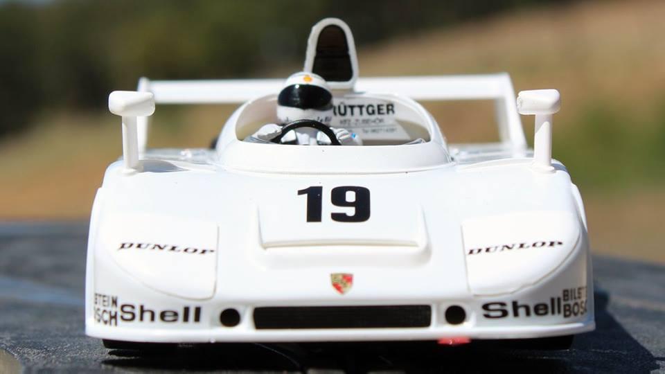 Falcon Slot Cars: Porsche 908/3 Turbo Barth LUI