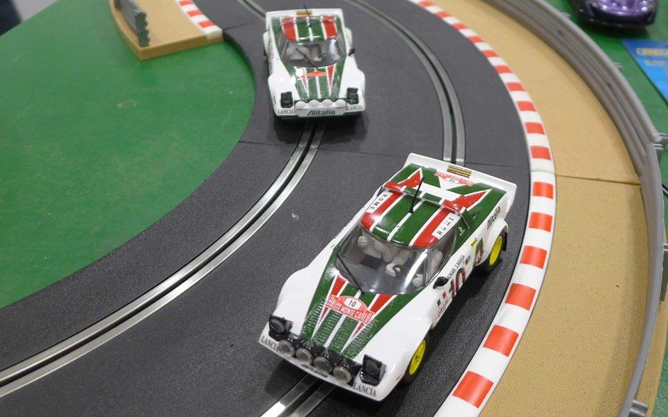 Scalextric: Les premières photos des Lancia Stratos HF