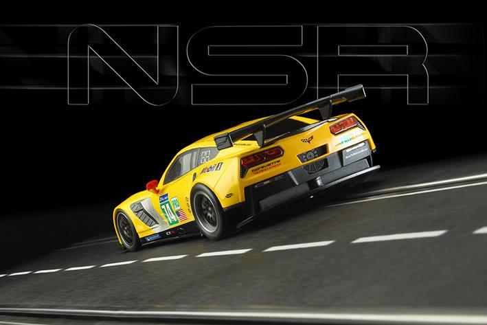 NSR Slot: la Corvette C7R – 24h du Mans 2014 #74