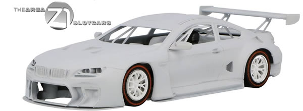 Area71 Slotcars: le kit en impression 3D de la BMW M6 GT3 2016