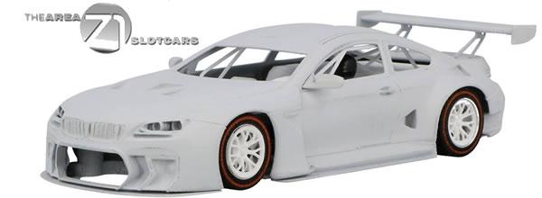 Area71 Slotcar le kit en impression 3D de la BMW M6 GT3 2016
