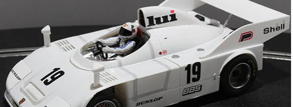 Falcon Slot Cars: Porsche 908/3 Turbo Barth LUI