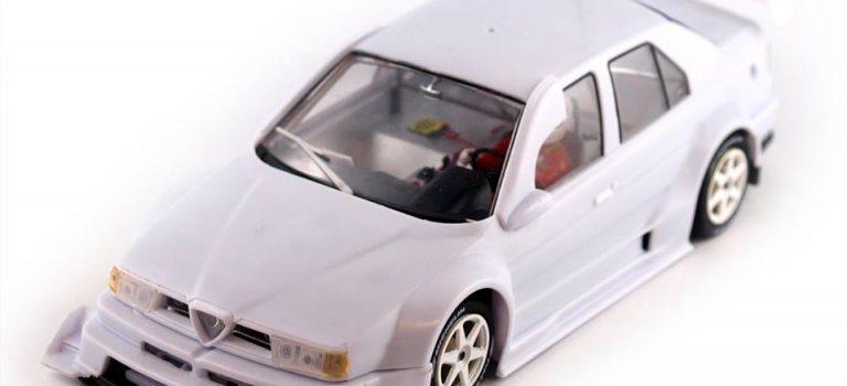 Slot.it: Des modifications sur les Alfa Roméo 155 V6 TI DTM