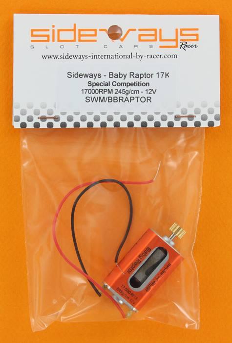 Le moteur Baby Raptor - Sideways