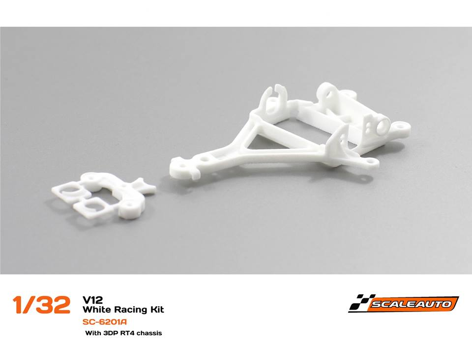 support moteur Rt4 Scaleauto