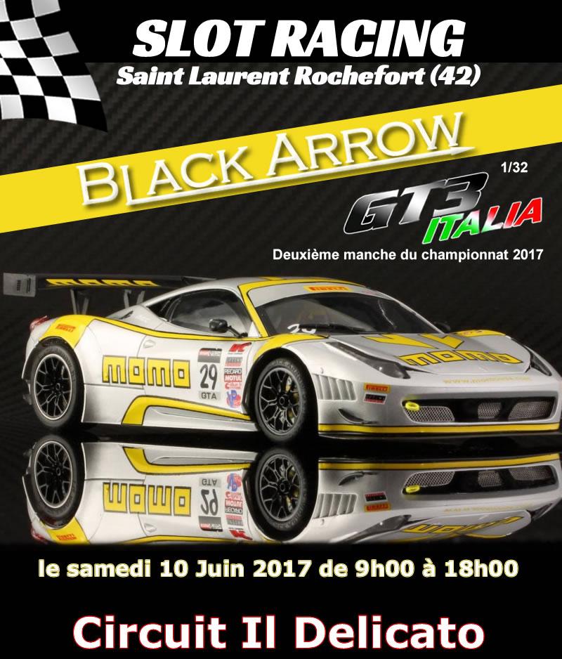 Championnat Gt3 Itallia 2017