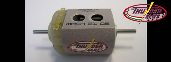 Thunderslot: un nouveau moteur en attendant la T70 can-am