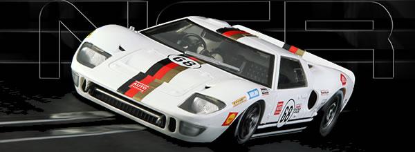 NSR Slot: La Ford GT40 MKII 24h Le Mans 1969 #68