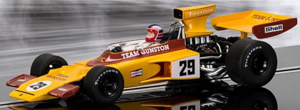 """Scalextric: Lotus 72 GP Afrique du Sud 1974 """"Legends Edition"""""""