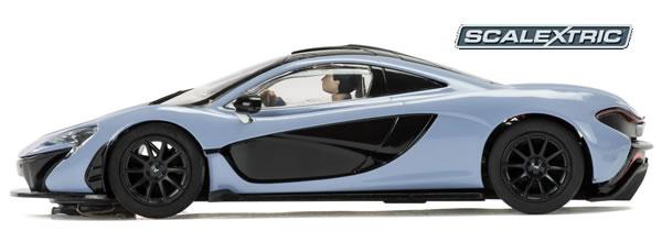 Scalextric: la McLaren P1 à l'échelle 1/32 (C3877)