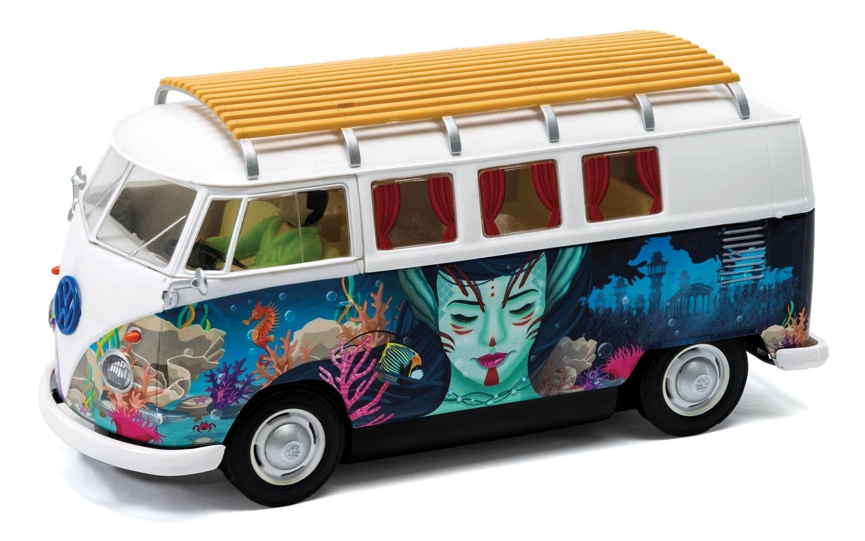 Scalextric: Le Combi Volkswagen - Campervan- 1/32