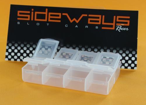 Sideways: Des boites pour ranger vos petites pièces détachées