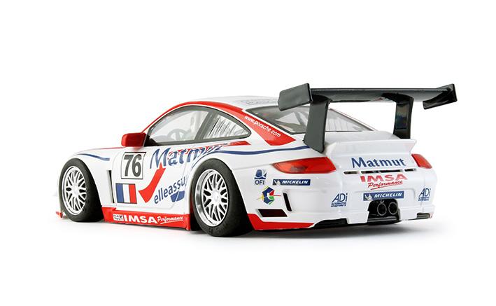 La Porsche 997 Matmut #76 24 h le mans 2007 code 0035 AW