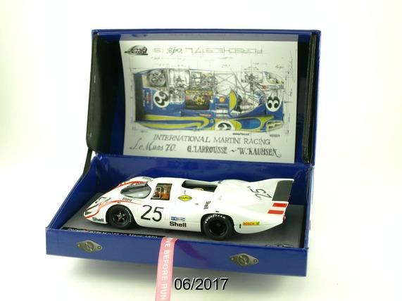 Porsche 917 LH #25 - LM-132070B