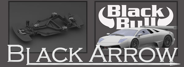 Black Arrow: Tout sur le châssis de la Black Bull