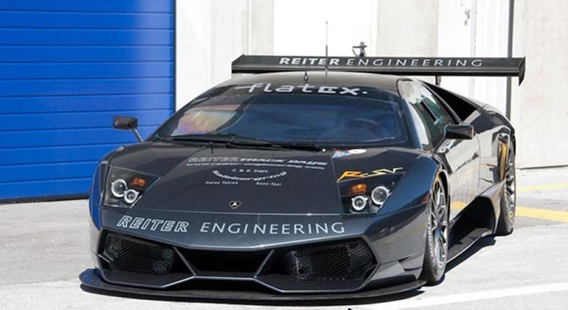 Lamborghini Murcielago Reiter