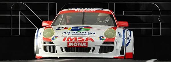 NSR Slot: la Porsche 997 Matmut #76 24 h le mans 2007