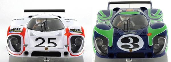 Le Mans miniatures: Deux nouvelles Porsche 917 LH