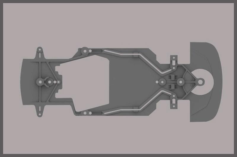 chassis Black Bull BlackArrow
