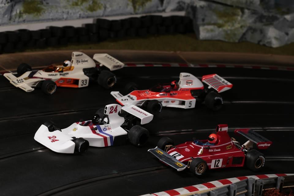La Collection F1 des années 70 Nonno Slot