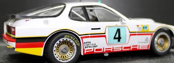 Falcon Slot Cars: La Porsche 924 24h du Mans 1980 en précommande