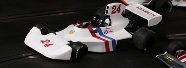 Nonno Slot: la Hesketh 308 J. Hunt 1974
